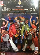 Jhoom Barabar Jhoom Abhishek, Preity Zinta - Official Bollywood DVD ALL/0