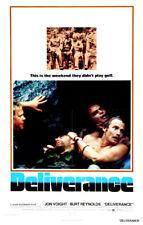 Deliverance Burt Reynolds cult movie poster print #3