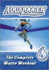 AquaJogger Complete Water Workout DVD Gym Exercise Pool Therapy Routine AP155