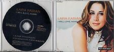 Lara Fabian CD Promo I will love again - Corée (Korea)