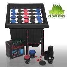 Clone King Aeroponic Cloning Machine 25 Site Cloner 100% Will Root Very Easy