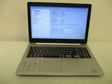 Dell Inspiron 5570 Core i7 1.8GHz 12GB RAM 1TB HD NO OS Incomplete Laptop