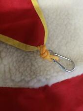 Pet Rat Large Hanging Hammock Cosy / Red & Yellow - Pet Cage Cage Bed