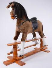 "Brand New LUXURIOUS EXTRA LARGE Rocking Horse ""CHAMPION"" SIZE XL age 6 -13 years"