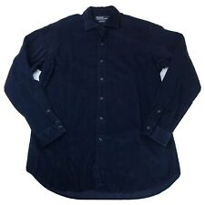Polo Ralph Lauren Mens Westerton Button Down Long Sleeve Shirt Blue Size L