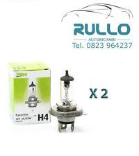 2 LAMPADINE LAMPADE VALEO H4 12V 60/55W 032007