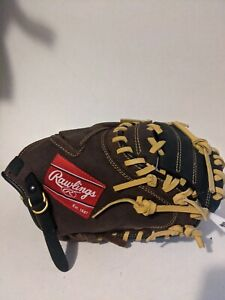 RHT Rawlings Preferred Lite Toe RCM315SB Youth Catchers Baseball Glove Mitt
