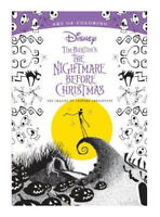Art of Coloring: Tim Burton's the Nightmare Before Christmas : 100 Images to...