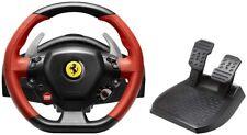 Thrustmaster Ferrari 458 Spider (Xbox One) Racing Simulator and Pedals Black/Red