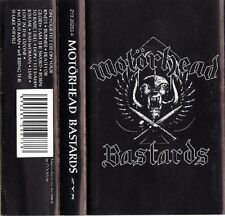 MOTORHEAD - Bastards - SEALED ORIGINAL Cassette Tape