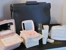 Mary Kay Consultant Distributor Sample Product Cosmetic Bag Carry Case lot