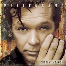 "JOHN MELLENCAMP - ""CUTTIN' HEADS"" - BRAND NEW AND SEALED CD"