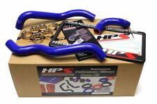 HPS Blue ReinForced Silicone Heater Hose Kit For Nissan 03-06 350Z 3.5L V6 Tubo