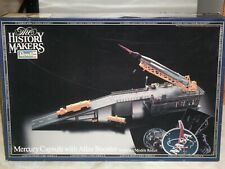 Revell Scale 1/110 Scale Mercury Capsule With Atlas Booster