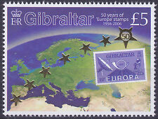 Gibraltar 2005 50th Anniversary of Europa Stamps £5 UM SG1143 Cat £14.00