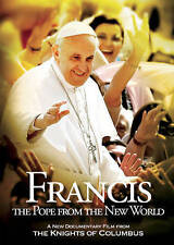 Francis: The Pope from the New World,New DVD, Pope Francis, David Naglieri