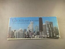 Vintage Chicago Map and Guide