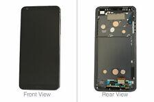 Original LG G6 LCD Screen & Digitizer Assembly w/ Frame ACQ89384002 H870 Black