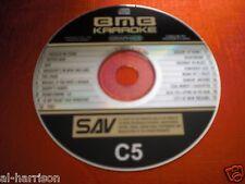 KARAOKE NIKKODO  CD+G OLD TIME COUNTRY  #SAV C5