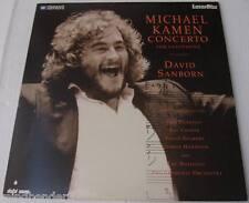 Michael Kamen - Concerto For Saxophone - 1991 Laserdisc George Harrison NTSC