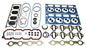 Engine Cylinder Head Gasket Set-VIN: M, OHV, Eng Code: LH6, Vortec, 16 Valves