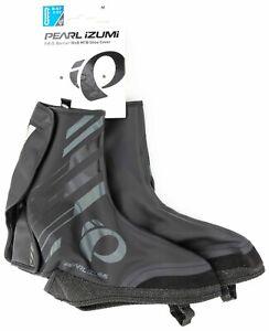 Pearl Izumi PRO Barrier WxB MTB Shoe Covers MEDIUM EU 39.5-42 Black Gravel CX