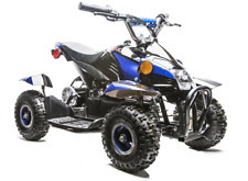 Kids Electric Atv 4 Wheeler Quad Boys & Girls Off Road Ride On Toy 36V 500W Ride