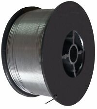 Hilo de soldar sin gas flux soldador MIG carrete 1Kg Ø 0,9MM acero y hierro