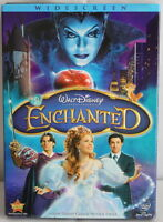 Walt Disney Enchanted Wide Screen DVD Movie With Slip Cover 2008