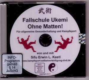 DVD  Survival Fallschule ohne Matten für Selbstverteidigung, Überleben Ukemi
