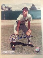 AL KALINE Signed Autographed 8 X 10 Baseball Photo HOF Single Auto PICTURE