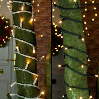 ConnectPro Connectable Twinkle LED Outdoor Fairy String Lights | Christmas Home