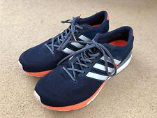 online retailer 0d280 3402a Adidas Para Hombre adiZero Boston Boost 6 Azul Zapato de correr TALLA 11.5