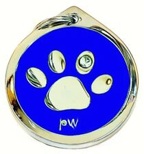 Personalised Pet Tag,Engraved ID Tag,Collar Name Disc,Dog Cat Tag, FREE DELIVERY