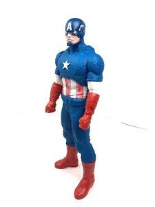 "Marvel Captain America Hasbro Comics Large Action Figure 20"" Tall Hero 2015"