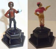 2 Trivial Pursuit Mango & Ladies Man SNL Saturday Night Live tokens