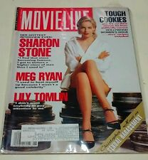 Movieline Magazine Sharon Stone June 1993 Meg Ryan Lily Tomlin Women's Issue