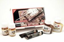 Mig Productions Transformation Set Eastern Front Summer Vehicles (w/ Guide) P259