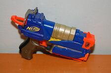 Nintendo Wii Nerf Switch Shot EX-3 EX Wii Blue & Orange Controller Blaster Gun