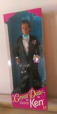 Great Date Ken Doll 1995 Barbie Mattel 14837 New