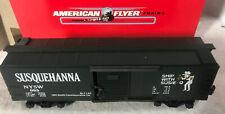 American Flyer ~ 1993 Nasg Conmemorativa Caja Coche ~ Susquehanna #6-48480