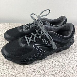 New Balance Minimus Golf Shoes Black NBG1001 Men's Size 12 2E Wide NWOT