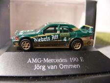 1/87 Herpa AMG MB 190 E Diebels #4 Jörg van Ommen DTM 93