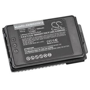 Batteria 1800mAh per Yaesu FT-70D, FT-70DR, FT-70DS, SBR-24L