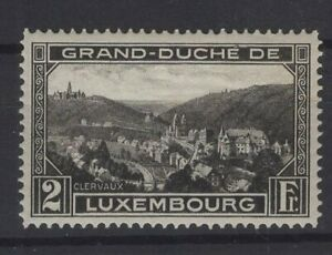 LUXEMBOURG, STAMPS, 1928 Mi. 207 B **