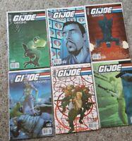 G.I. Joe Origins #7-13 COVERS A & B OF EACH Comic Book Set OF 14 IDW