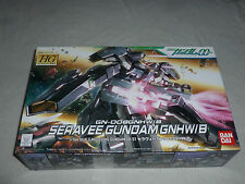 New In Box Gn-008Gnhw/B Seravee Gundam Action Figure Model Kit Hg Ban Dai 2009