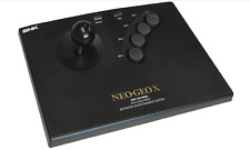 SNK NEO GEO X STATION ARCADE JOYSTICK NG-003 PS3 PC MAME *NEW SEALED AUTHENTIC*