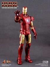 BNIB 1:6 Scale MMS75 Hot Toys Iron Man Mark III