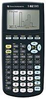 Texas Instruments Graphic Scientific Calculator Statistics TI-82 STATS New